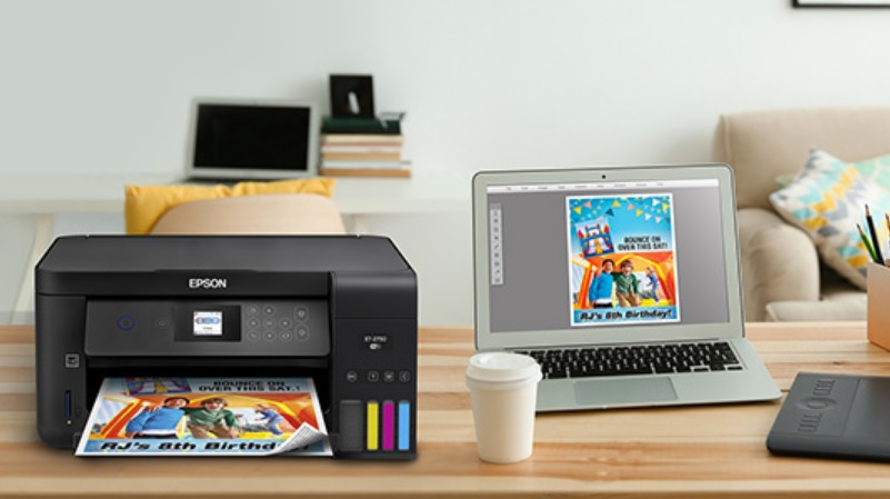 Epson Expression Et 2750 Review 2020 Supertank Wireless Printer With Affordable Price