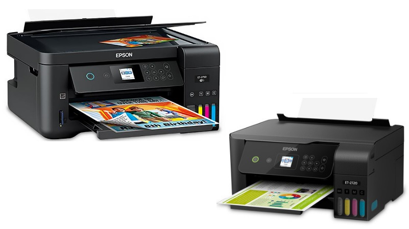 Epson Ecotank Et 2720 Vs Et 2750 Which One To Choose